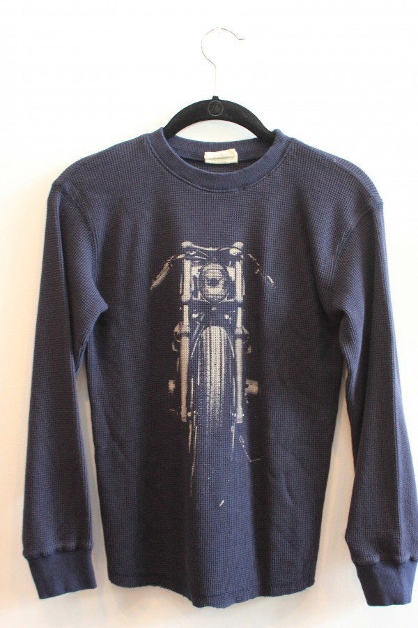 MOTORCYCLE THERMAL LS T - NAVY 1