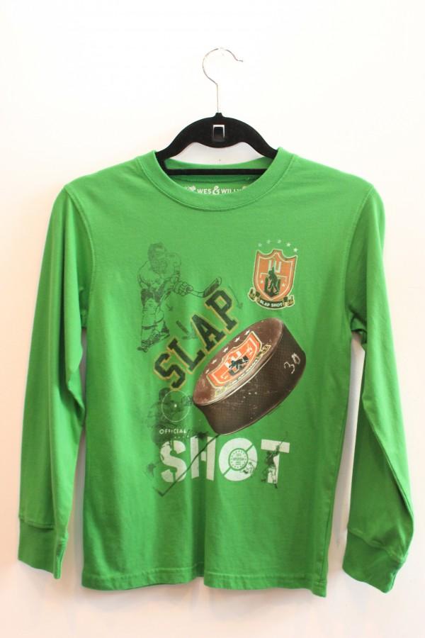 SLAP SHOT LS T 1