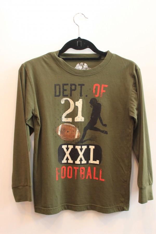 DEP XXL FOOTBALL LS T 1