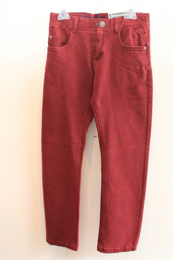 TWILL TROUSERS 1